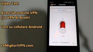 Tutorial Avast VPN Android | Avast Secureline VPN | LeMiglioriVPN.com