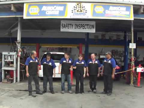 One Stop Napa Auto Care Members