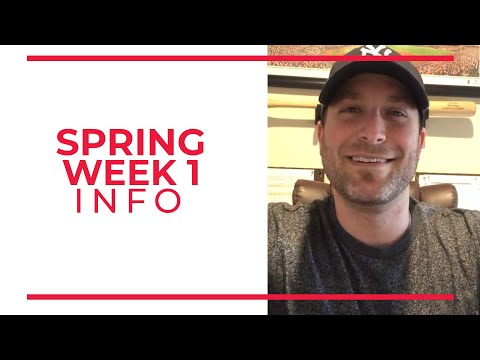 Walk At Home Spring Training Challenge Information Video