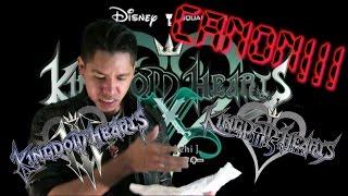Kingdom Hearts News! - Kingdom Hearts X (Chi) Canon! Frozen, and More!