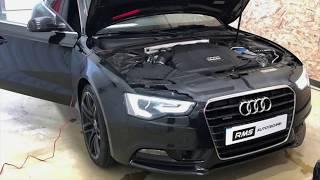 Audi A5 (8T) FL 3.0 TDI 300ch & 620nm - Optimisation moteur + Mise à jour GPS MMI 3G+