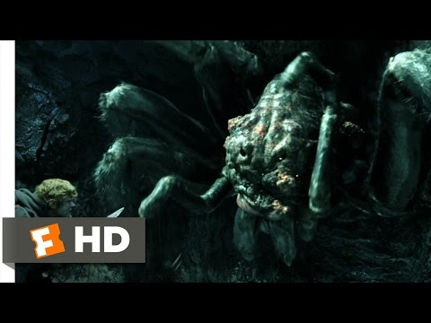 The Lord of the Rings: The Return of the King (3/9) Movie CLIP - Spider Slayer (2003) HD
