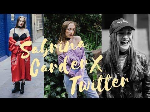 Sabrina Carder x Twitter