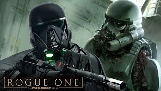 Are Death Troopers Zombies: A Rogue One Theory