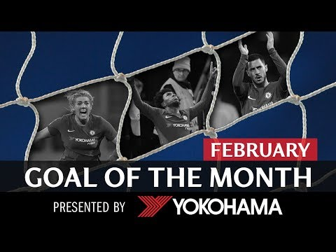 GOAL OF THE MONTH | February