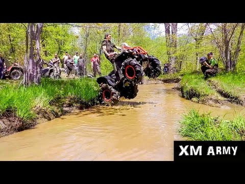 2016 Can Am Renegade XMR (Xtreme Mudding)