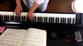 Piano sonata kv279