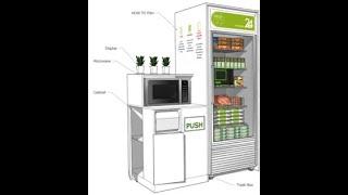 준비운동 스마트 자판기…