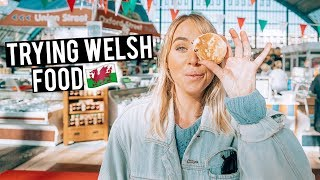 We Tried Welsh Food in South Wales | Swansea & The Mumbles