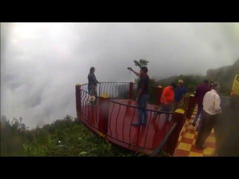Cherrapunji Cloud Race