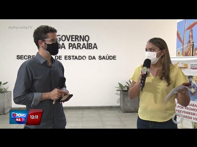 Paraibanos devem manter os protocolos de segurança contra o coronavírus- O Povo na TV