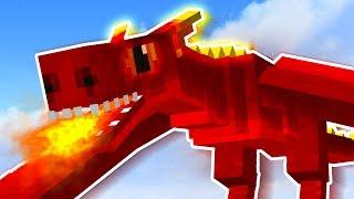 THE 2 NEW MINECRAFT DRAGONS?! | Minecraft Mods