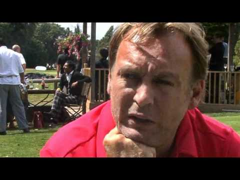 Phil Glenister blasts England and says Gene Hunt should be in charge!