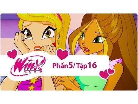 Winx Club - Phần 5 Tập 16 - Nhật thực - [trọn bộ]