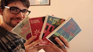 Consigli di Lettura #6: BlackCoffee e Letteratura Americana