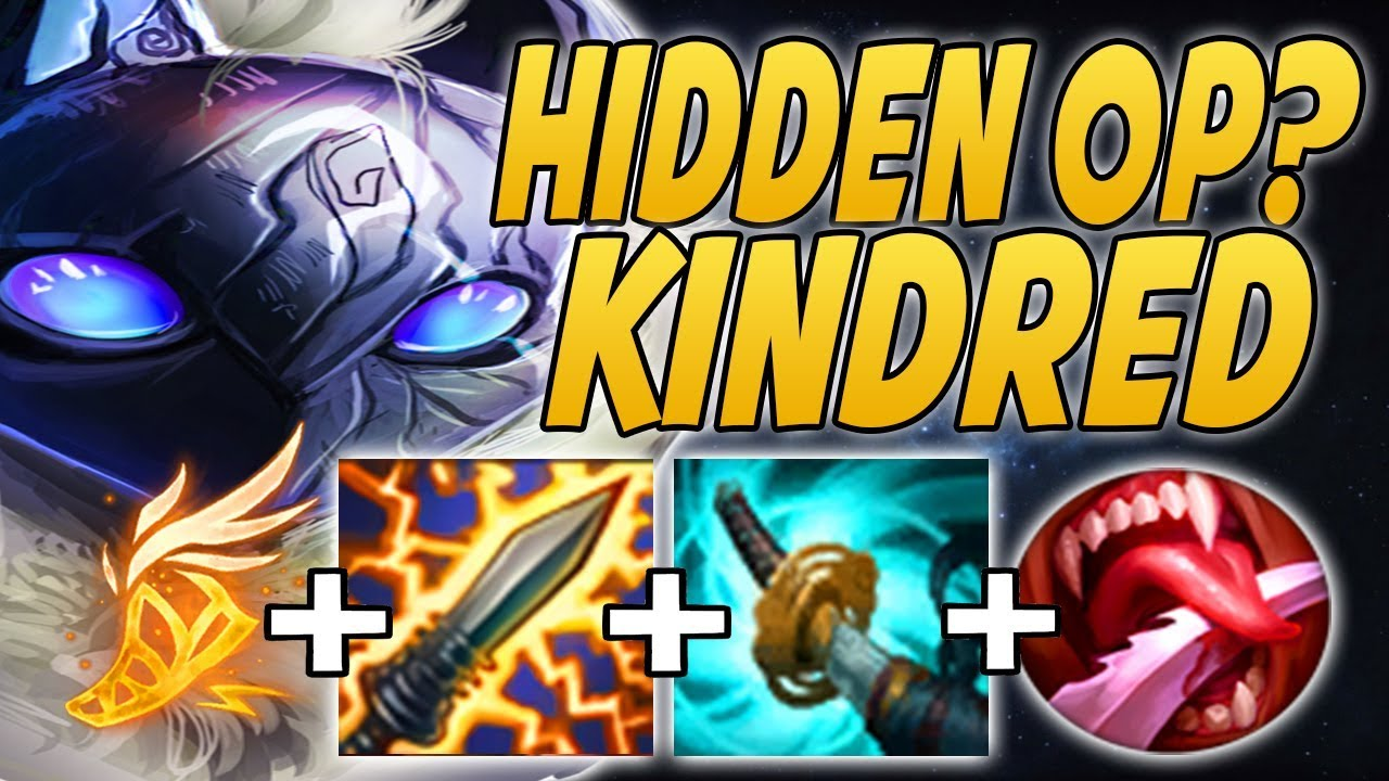 HIDDEN OP KINDRED BUILD?? ENERGIZED KINDRED | 9 8 Kindred Jungle Vs  Xin  Zhao - League Of Legends