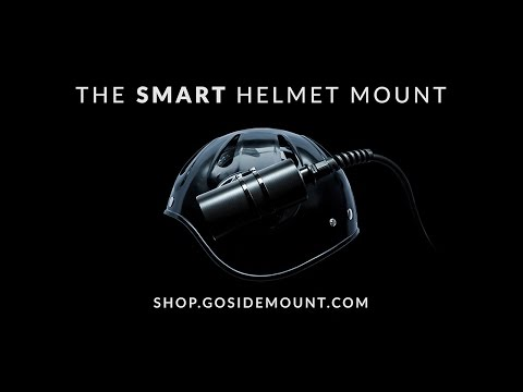 Go Sidemount | The Razor Light Mount System