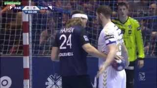 Paris SG VS Dunkerque Handball LNH 2015-2016 7e journée