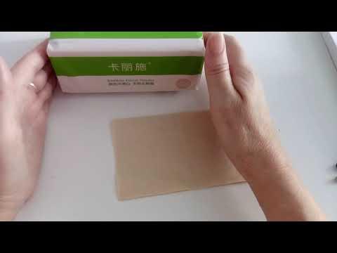 Бамбук салфетки от #Гринлиф
