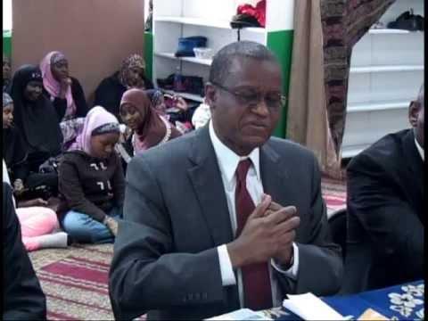 Niger Community Council -Rencontre avec son Exlce Ambassadeur du Niger-USA Mamane Sidikou Sambo/2