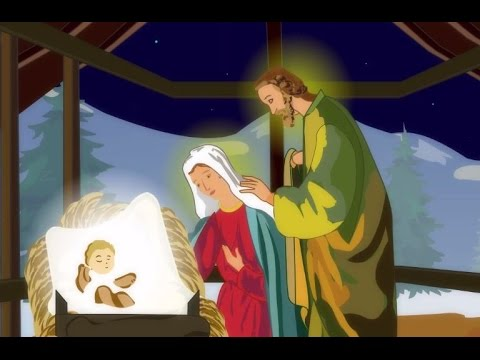 Joy To The World | Full Christmas Carol with Lyrics | Christmas Songs For Kids - YouTube