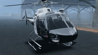 Eurocopter AS350 Ecureuil (S