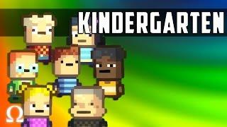 A KINDERGARTEN FOR CRAZY PEOPLE!   Kindergarten #1 (WHAT IS THIS GAME!?)