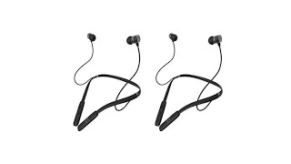 2pack iFrogz Flex Force Wireless SweatResistant Headsets by HSNtv