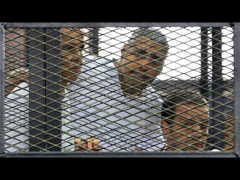 400 Days Locked Up: Journalist Peter Greste on Surviving Egyptian Prison Term