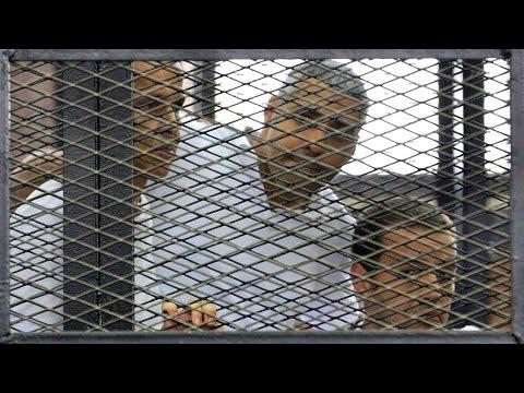 400 Days Locked Up: Journalist Peter Greste on Surviving Egyptian Prison Term