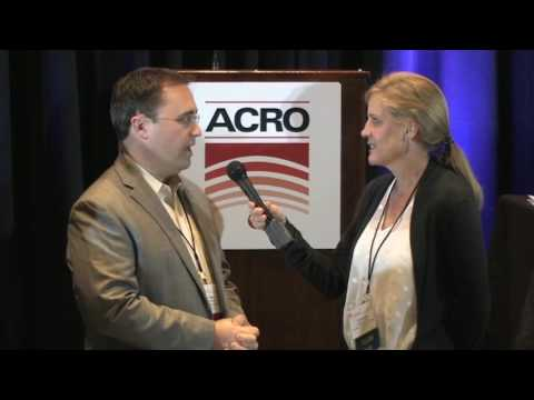 ACRO 2016: Interview with Dr.  Catheryn Yashar and Dr.  Ben Wilkinson