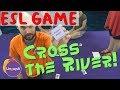 Linguish ESL Games // Cross the River! // LT24