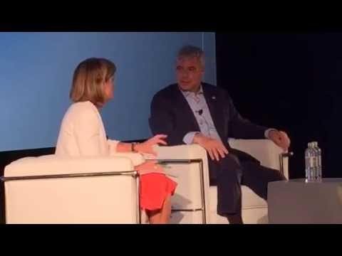 Hubert Joly (Best Buy) au Symposium des CCE