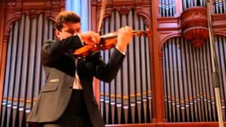 Брамс Крейслер Венгерский танец 17 Исп Александр Котельников скрипка