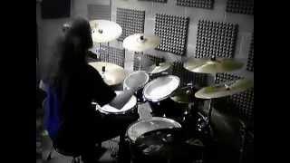 BoxHead Drum Cover, DevilDriver, Pure Sincerity