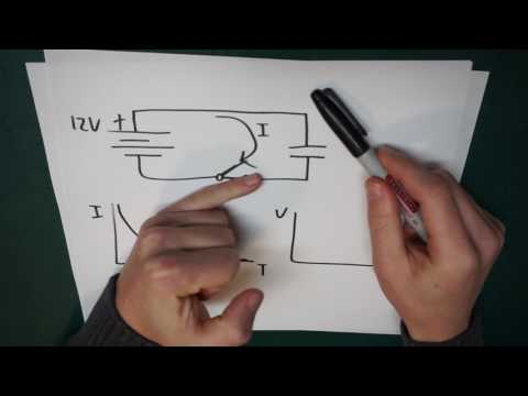Circuit Fundamentals - Capacitors in DC Circuits