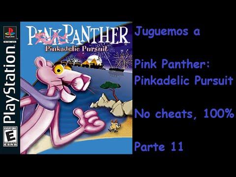 Pink Panther Pinkadelic Pursuit. La...
