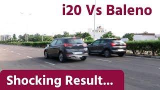 Brake Test : i20 Vs Baleno | Gagan Choudhary thumbnail
