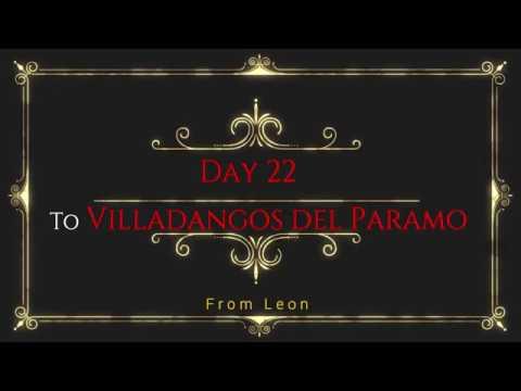 Camino de Santiago Day 22 to Villadangos del Paramo from Leon