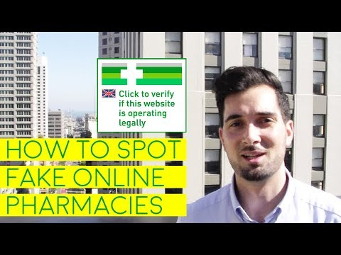 How To Buy Medicine Online Safely | How To Tell If Online Pharmacy Is Genuine UK | MHRA Spot A Fake