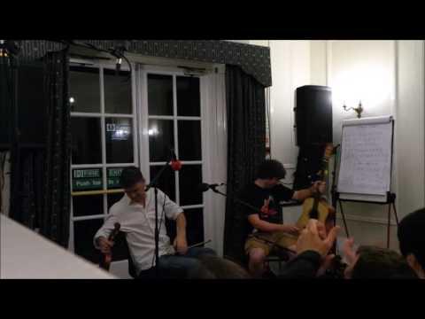 Jock Tyldesley and Matt Rowland, Burwell Bash 2016 Tutors Concert