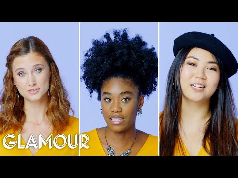 Women Sizes 0 To 28 On How Much Skin They Like To Show | Glamour