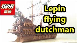 lepin 16016 flying dutchman