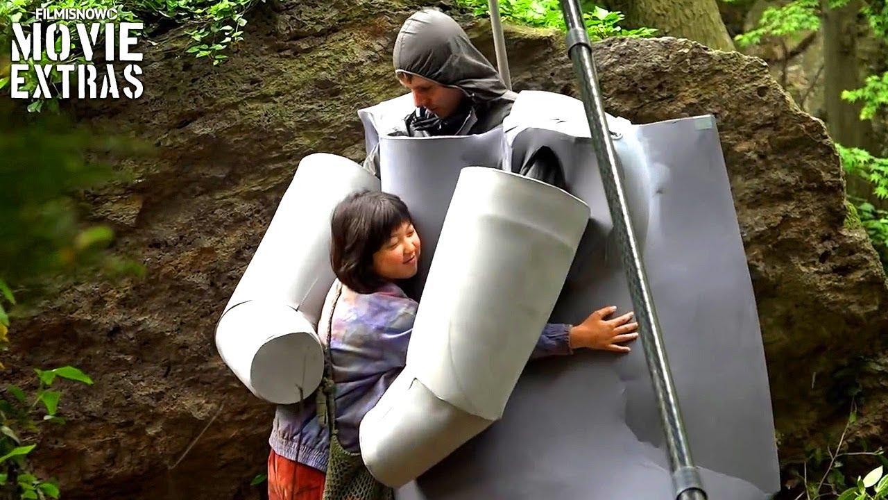 Download Okja 'A Visual Effects Story' Featurette | Netflix