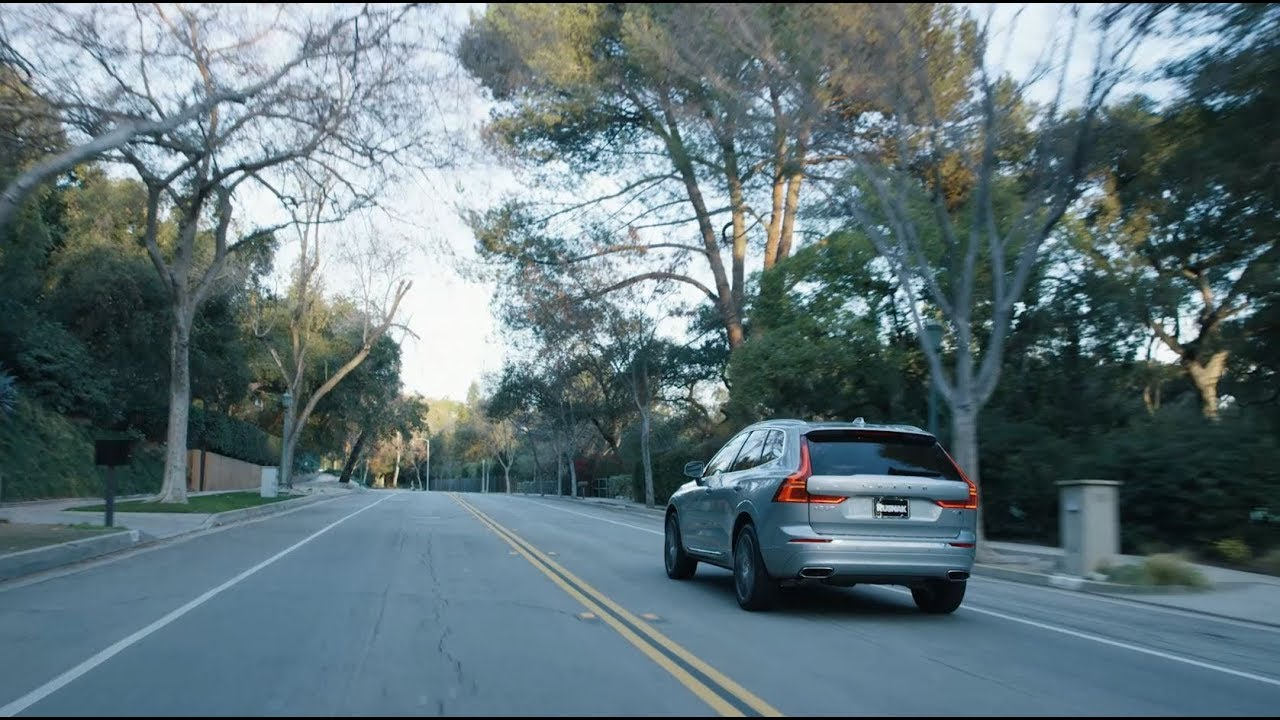 Experience the all-new 2018 Volvo XC60 at Rusnak/Pasadena - YouTube
