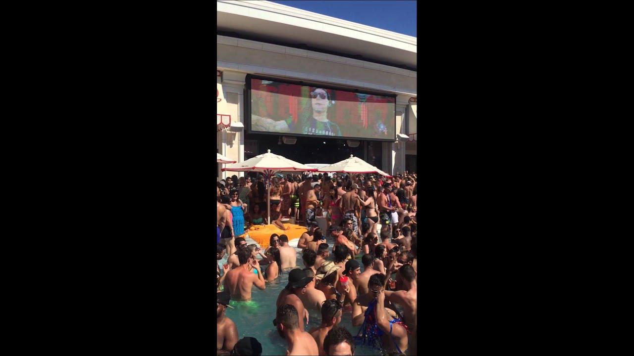 Skrillex Encore Beach Club Las Vegas July 3rd 2017 Unreleased Track