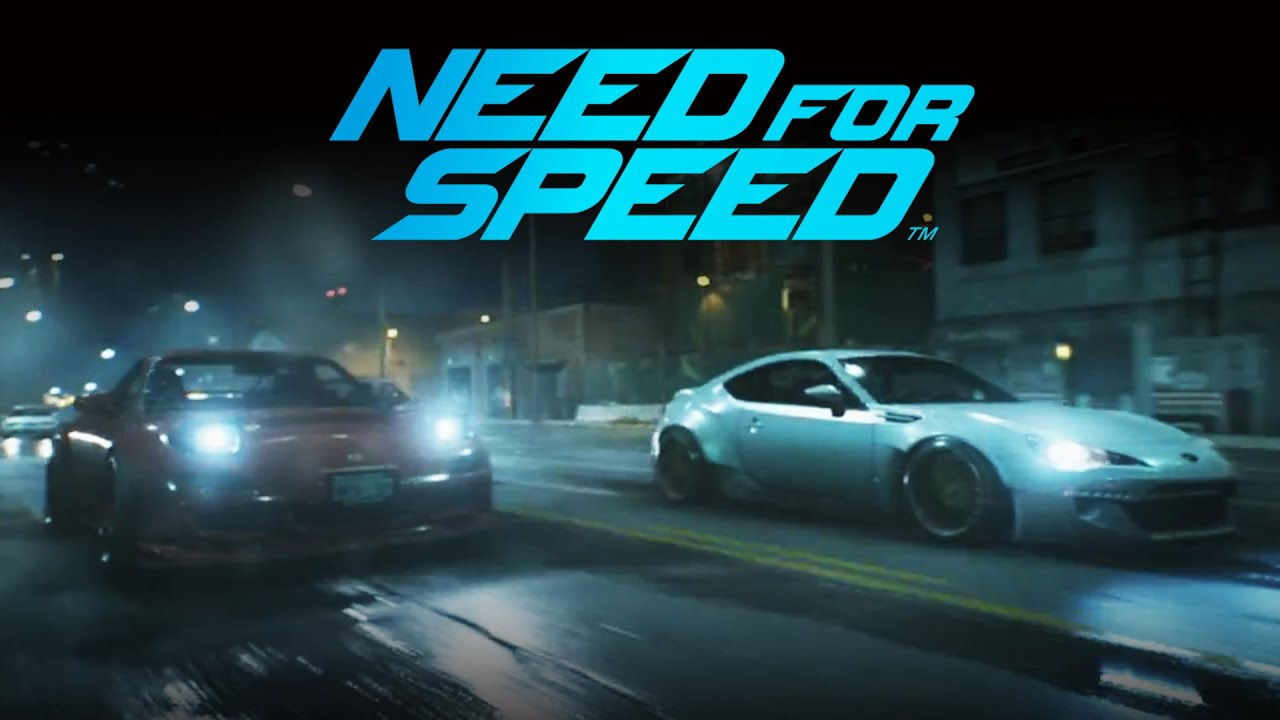 need for speed gamescom gameplay trailer all trailers official and icons ps4 xbox one pc. Black Bedroom Furniture Sets. Home Design Ideas