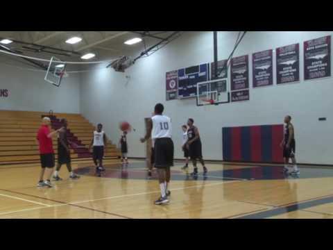 Defending Ball Screens - Double Teaming - Jim Huber Defense