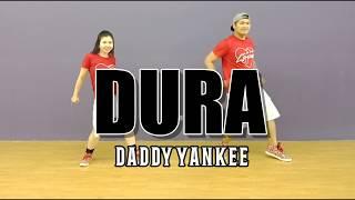 DURA | Daddy Yankee | Reggaeton | Zumba® | JM x CM