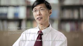 Singapore General Hospital Campus Corporate Video 2012